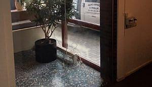 Scheidingswand Glas